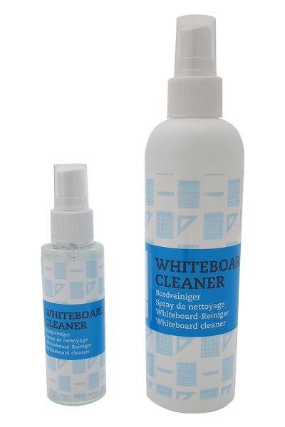 White board detergent in a spray bottle