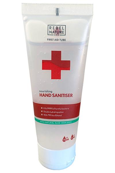 Luxury Hand Sanitiser Gel