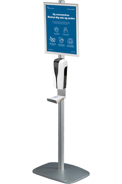 Mini Multi Stand, Dispenser + Tray + Frame