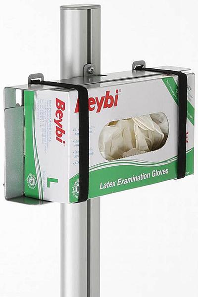 Multistand Shelf for gloves or masks