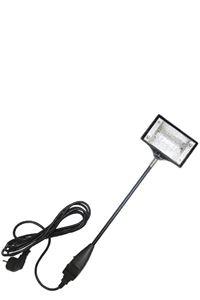 CROWN TRUSS 10x10, 150 watt Spotlight, inkl. holder