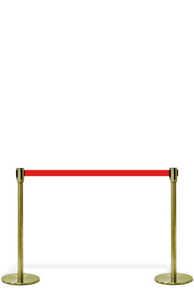 Crowd Control Belt - Gold