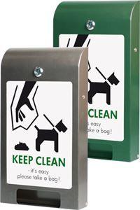 Hundepose dispensere