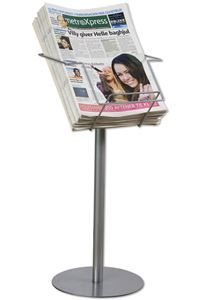 News Paper Stand Solo