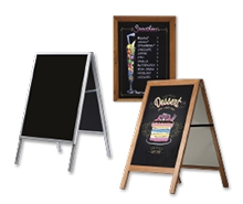 blackboard signs