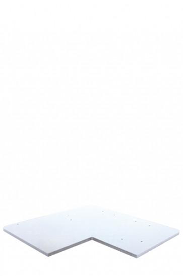 CROWN TRUSS, Shelf 40x40cm - White
