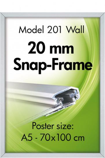 ALU SNAP FRAME 20mm (M) 70x100cm alu