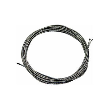 Wire cable f/hanging for Double Sided Snap-Frame 1m