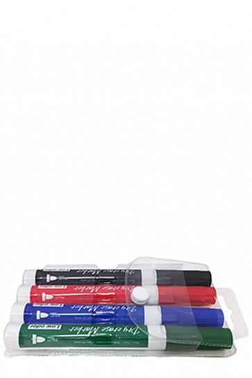 White Board Marker - 4 colour mix