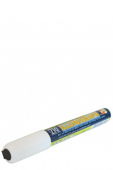 Board Marker 6 mm white