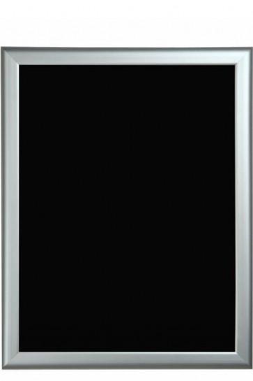 Blackboard with alu frame 60x80cm