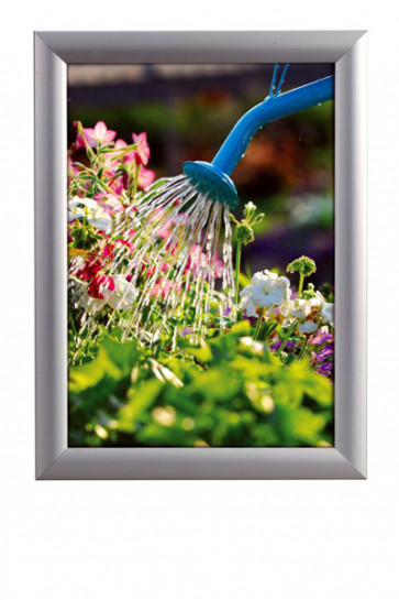 WATERSAFE SNAP FRAME 25mm (M) A3 alu