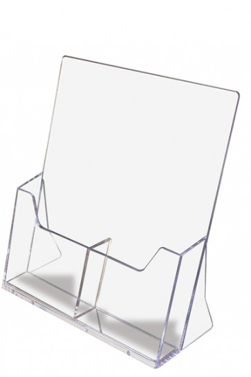 Acrylic Table Dispenser 2xM65