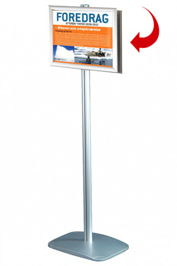 Mini Multistand 2 - Double sided A4 Snap Frame