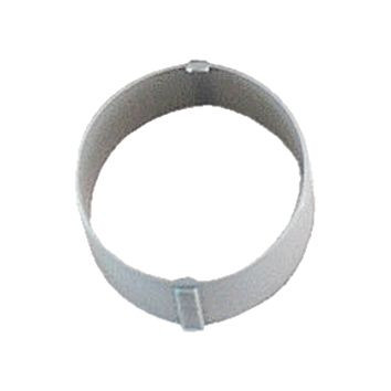 Medium grey plastic ring for bottom of telescopic pole for Mega Outdoor Flag