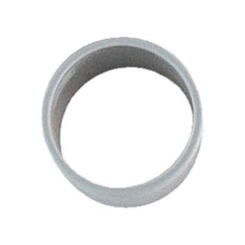 Grey plastic ring for upper part of telescopic pole for Mega Outdoor Flag - MEDIUM -