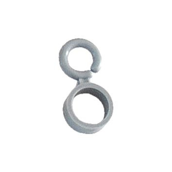Grey plastic ring for top pole for Mega Outdoor Flag - SMALL -