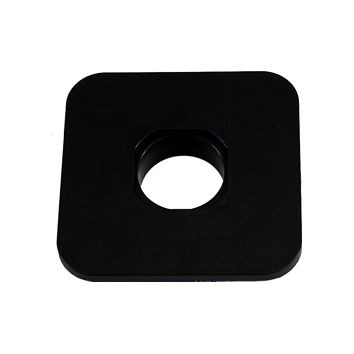 Black bottom plate for Mega Outdoor Flag base