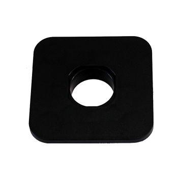 Black top plate for Mega Outdoor Flag base