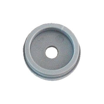 Grey plastic bottom for telescopic pole for Mega Outdoor Flag