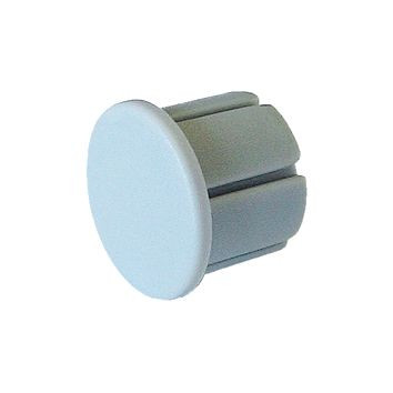 Small grey end cap for Mega Outdoor Flag top pole