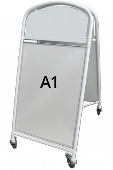 Ellipse Lux Pavementboard  A1 white