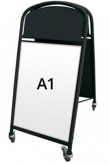 Ellipse Lux Pavementboard  A1 black