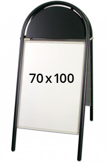 EXPO GOTIK LUX pavementboard 32mm 70x100cm black