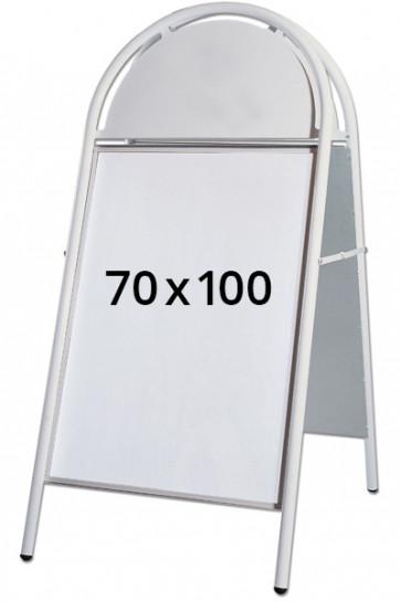 EXPO GOTIK LUX pavementboard 32mm 70x100cm white