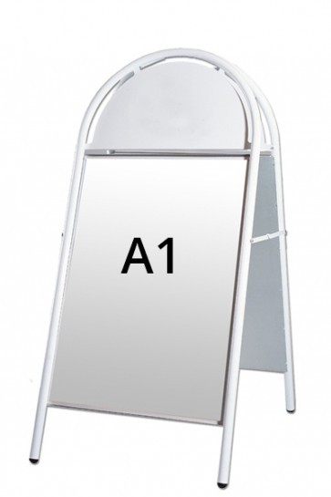EXPO GOTIK pavement board 25mm A1 white