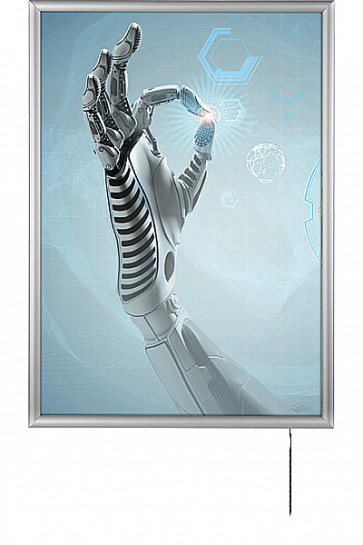 LED Frame Best Buy 70x100cm,  Single sided