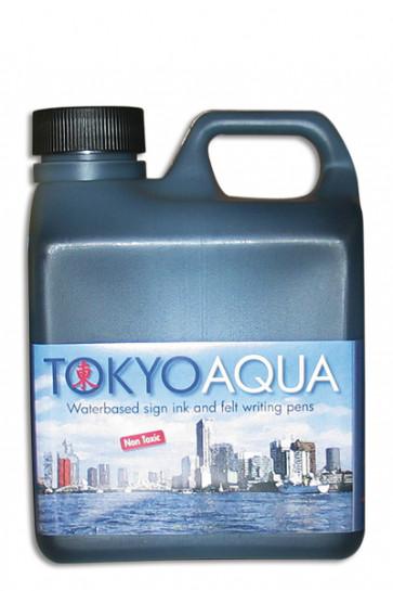 TOKYO AQUA ink 1 ltr. black