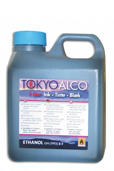 TOKYO ALCO ink blue