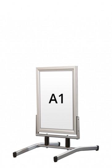 WIND-LINE LUX pavement board 45mm (M) A1 alu