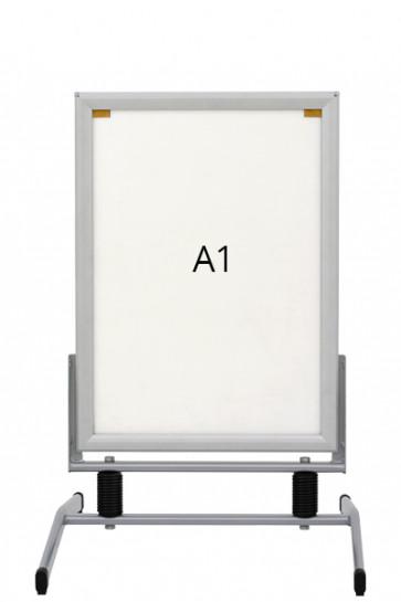 WIND-LINE BASIC pavement board 40mm (M) A1 alu