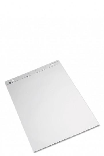 Flipchart pad  59x80cm white, 50 sheets
