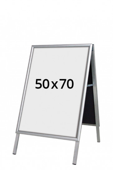 ALU-LINE Budget pavementboard 25mm 50x70cm (M) ALU