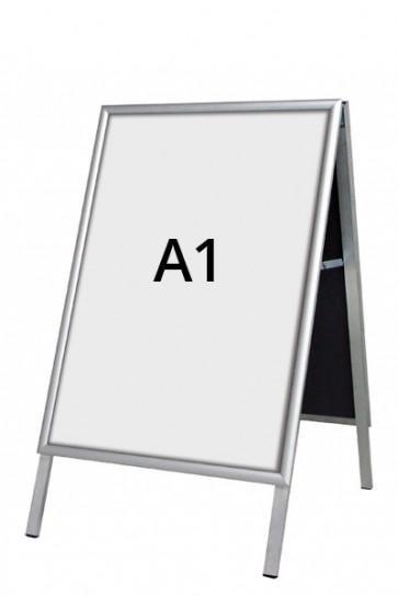 ALU-LINE Budget pavementboard 25mm A1(M) ALU