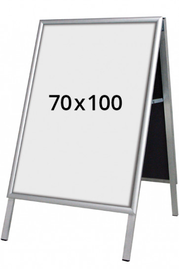 ALU-LINE Budget pavementboard 25mm 70x100cm (M) ALU
