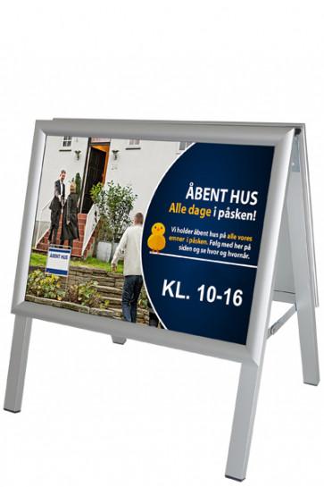 ALU-LINE pavementboard 25mm, A3 Horizontal (M), ALU