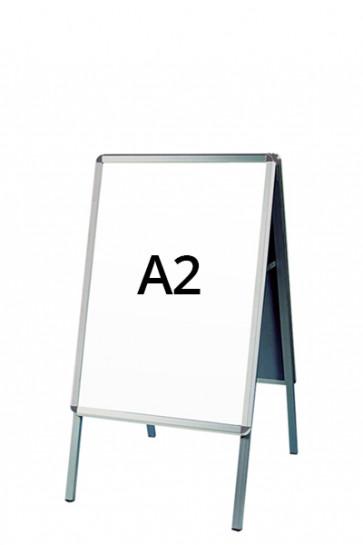 ALU-LINE pavementboard 32mm A2 (R) ALU
