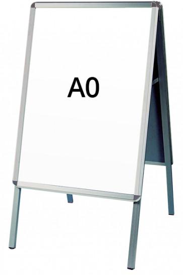 ALU-LINE pavementboard 32mm A0 (R) ALU
