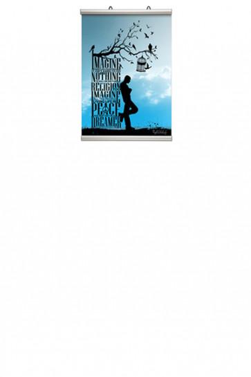 POSTER-LINE posterlist. A4 21cm