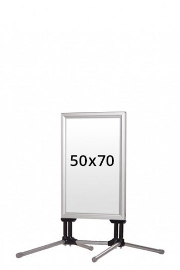 WIND-LINE BUDGET pavement board 40mm (M) 50x70cm alu