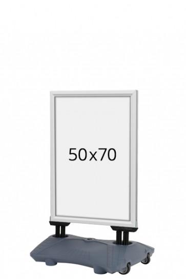 WIND-SIGN Waterbase Budget 40mm (M) 50x70cm alu