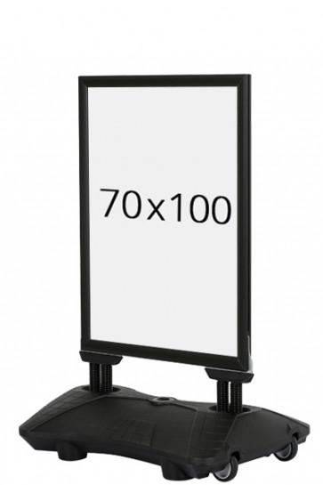 WIND-PRO Waterbase 33mm (M) 70x100cm - black