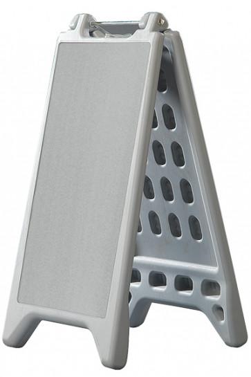 VACU DISPLAY A 327x588mm grey