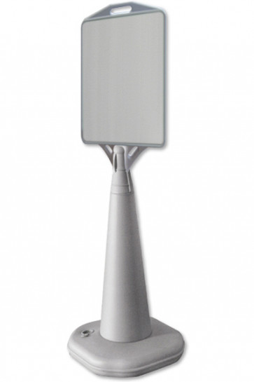 VACU DISPLAY B 336x385mm grey