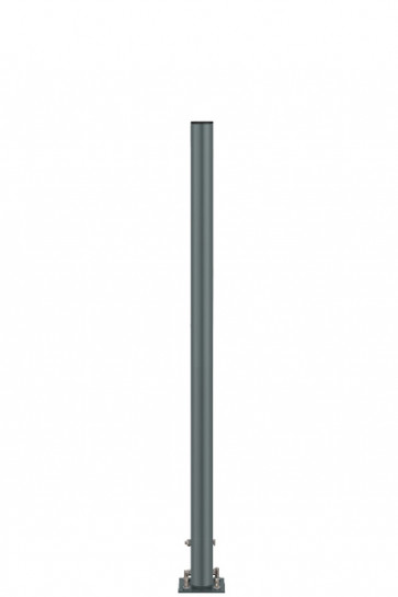 Pole Stand, RAL 9007, 145cm