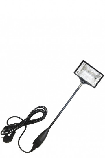 Spotlight 150W for Pop-Up Wall - black